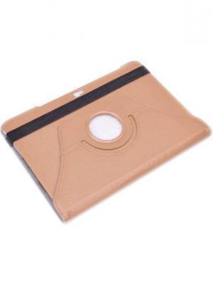 Чехол skinBOX rotation 360 для N8000/8010/8020. Цвет: коричневый