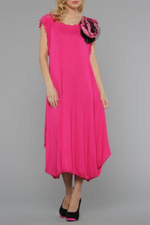 Платье Kata Binska. Цвет: фуксия
