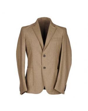 Пиджак ROBERTO PEPE. Цвет: песочный