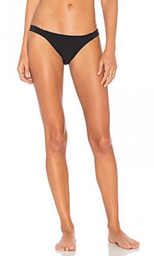Ленточные плавки бикини CHROMAT. Цвет: черный