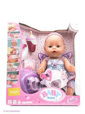 Игрушка BABY born Кукла Фея Интерактивная, 43 см, кор. ZAPF. Цвет: розовый