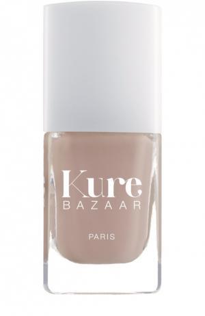Лак для ногтей Cappucino Kure Bazaar. Цвет: бесцветный