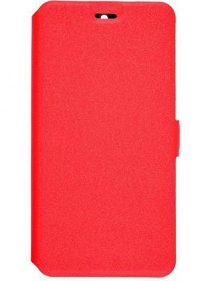 Чехол-книжка для Asus ZenFone Go ZB500KL PRIME book. Цвет: красный