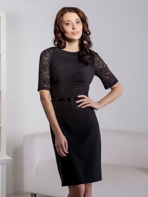 Платье Marlen. Цвет: черный