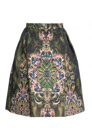Юбка 153287 Lolita Shonidi. Цвет: разноцветный
