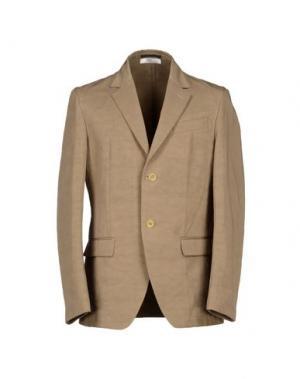 Пиджак MM BY MARIOMATTEO. Цвет: хаки