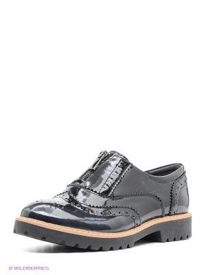 Туфли Marko 131327/117/Темно-серый