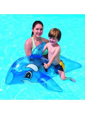 Игрушка надувная 41036  Дельфин Bestway. Цвет: голубой