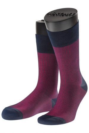 Носки мужские ASKOMI. Цвет: розовый