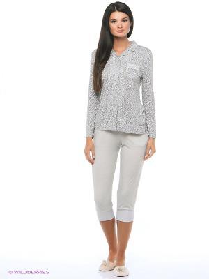 Рубашка ARDI. Цвет: серый