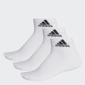 Три пары носков Performance  adidas. Цвет: белый