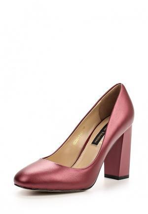 Туфли Angelina Voloshina. Цвет: розовый