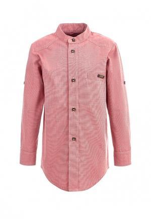 Рубашка Gem Kids. Цвет: коралловый