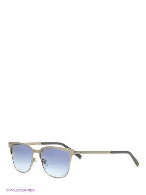 Солнцезащитные очки Rocco by Rodenstock. Цвет: серебристый