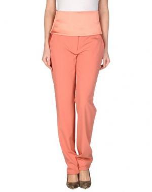 Повседневные брюки LUNATIC. Цвет: пастельно-розовый
