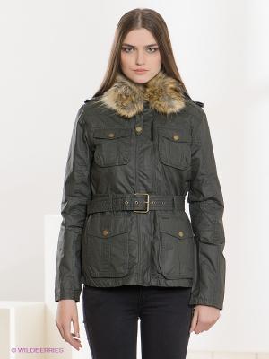 Куртка PEPE JEANS LONDON. Цвет: темно-серый