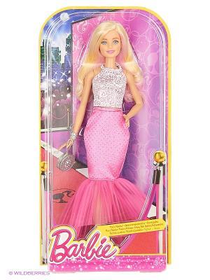 Кукла Барби Розовая изысканность Barbie. Цвет: розовый, белый