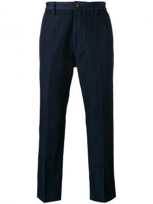 Efrem trousers Pence. Цвет: синий
