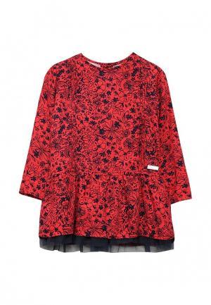 Платье Boboli. Цвет: красный