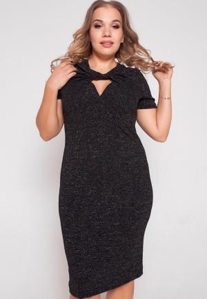 Платье Eliseeva Olesya. Цвет: черный