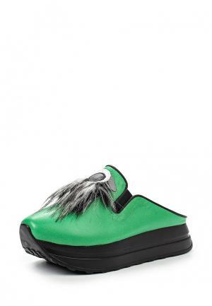 Сабо Grand Style. Цвет: зеленый