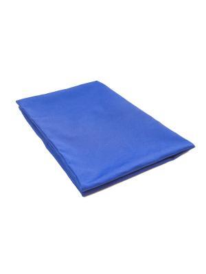 Чехол на матрац для собак ОРТО-Б р. 100*70*4 с клапаном, арт GC161 SMART-TEXTILE. Цвет: синий