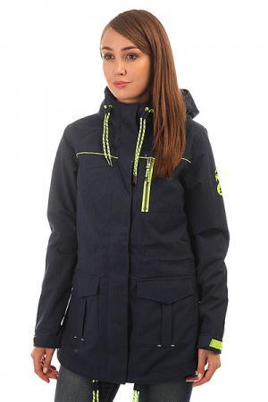 Куртка женская  Nordic 2 Jkt Dark Blue Picture Organic. Цвет: синий
