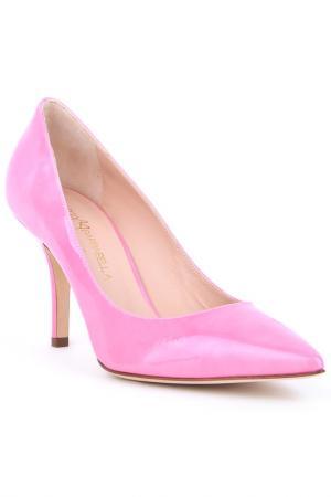 Туфли-лодочки Marco Barbabella. Цвет: розовый