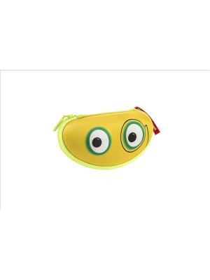 Футляр для очков ZIPIT. Цвет: желтый