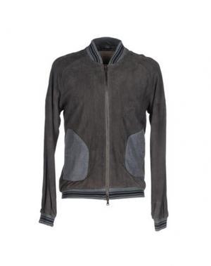 Куртка FIFTEEN AND HALF. Цвет: свинцово-серый