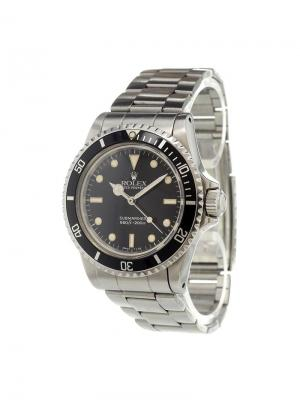 Submariner analog watch Rolex. Цвет: none