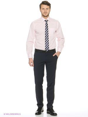 Рубашка Maestro. Цвет: розовый