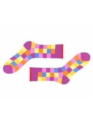Носки Sammy Icon. Цвет: красный, желтый, синий, фиолетовый