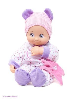 Кукла Minikiss Dodo со звездочкой Smoby. Цвет: сиреневый