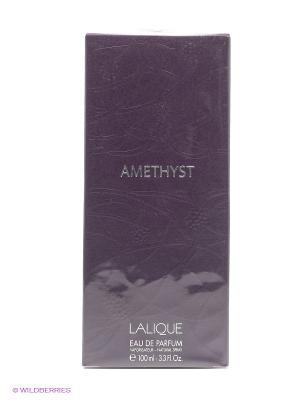 Парфюмерная вода AMETHYST, 100 мл LALIQUE. Цвет: прозрачный