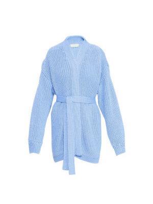 Кардиган Gelato Wooly's. Цвет: голубой