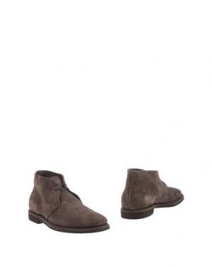 Полусапоги и высокие ботинки REGAIN. Цвет: серый