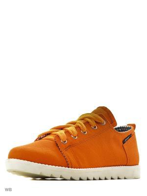Кеды AZ-ART. Цвет: оранжевый