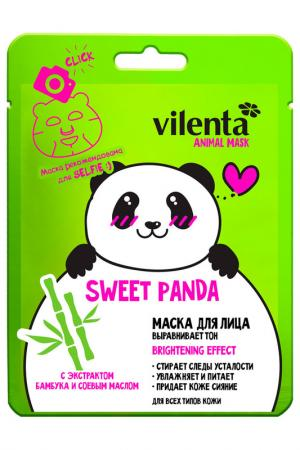Animal mask sweet panda Vilenta. Цвет: none