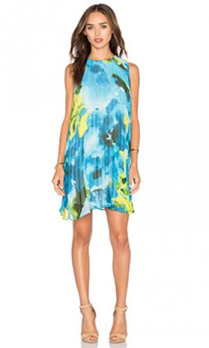 Платье courtney BB Dakota. Цвет: синий