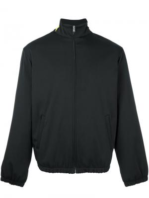 Куртка с высоким воротом Nicola Indelicato. Цвет: чёрный
