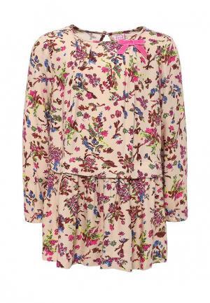 Платье Sela. Цвет: разноцветный