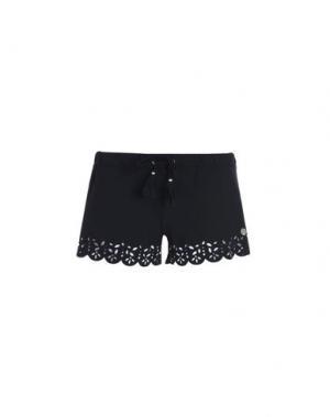 Пляжные брюки и шорты BANANA MOON. Цвет: черный