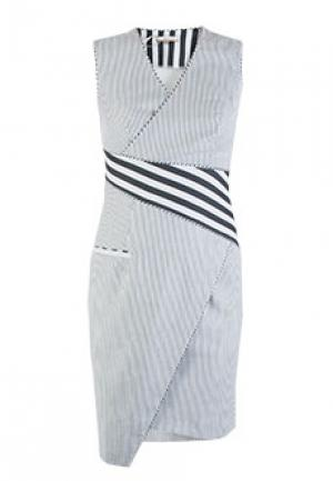 Платье ALTER EGO. Цвет: белый