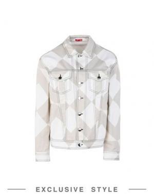 Куртка ARTHUR ARBESSER x YOOX. Цвет: светло-серый