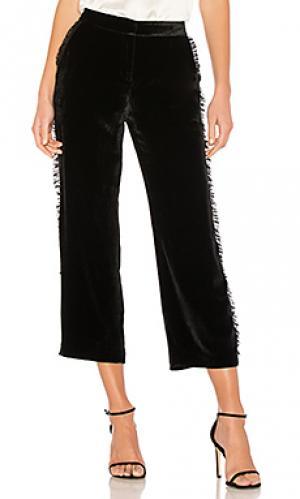 Широкие брюки zoma Cinq a Sept. Цвет: черный