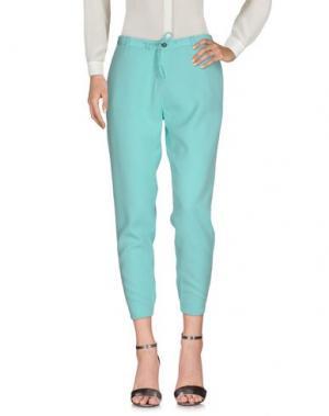 Повседневные брюки BILLABONG. Цвет: светло-зеленый