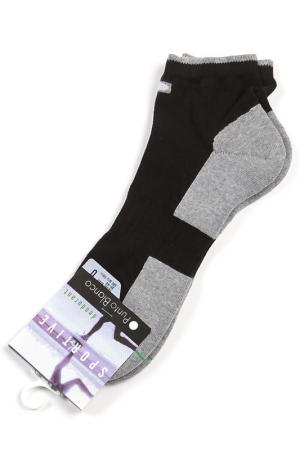 Носки 2 пары Punto Blanco. Цвет: черный