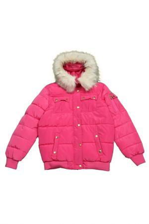 Куртка DKNY. Цвет: фуксия
