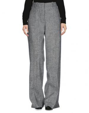 Повседневные брюки CÉLINE. Цвет: серый
